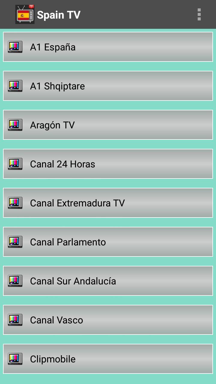 Espana tv channels