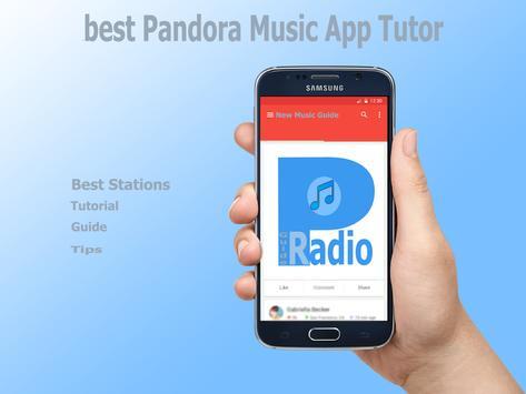 Free Pandora music Radio app 2017 tutor apk screenshot