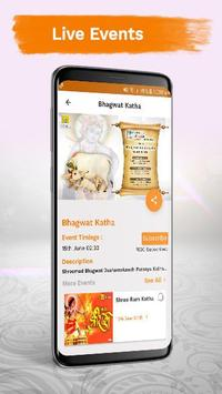 i2i Live  : Live Darshan, Events & Devotional screenshot 4