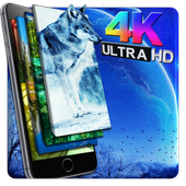 4K UHD Wallpapers icon