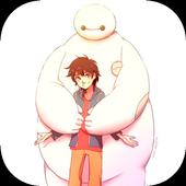 Anime Wallpaper Fan Art 1 icon