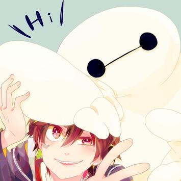 Anime Wallpaper Fan Art 1 poster