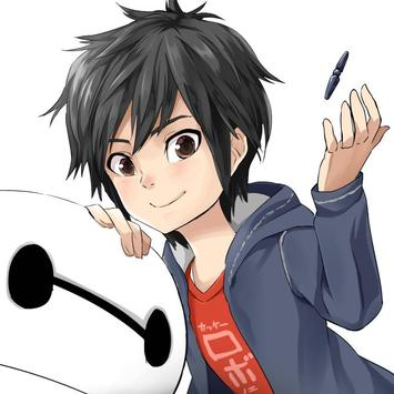 Anime Wallpaper Fan Art 1 screenshot 1