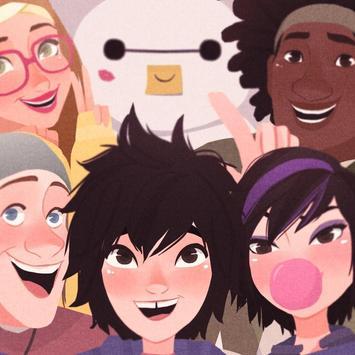 Anime Wallpaper Fan Art 1 screenshot 4