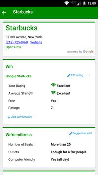 WiFinder apk screenshot