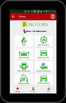 S K Motors screenshot 2