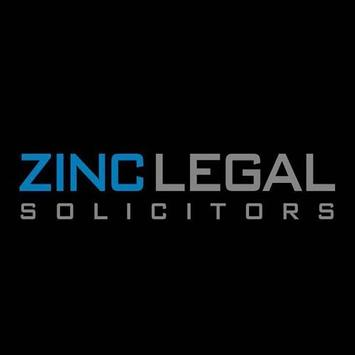 Zinc Legal Solicitor poster