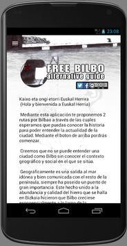 Free Bilbo - Guide poster