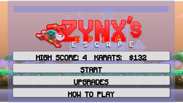 Zynx's Escape screenshot 2