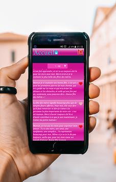 SMS Fête Des Mères screenshot 4