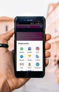 SMS Fête Des Mères screenshot 7