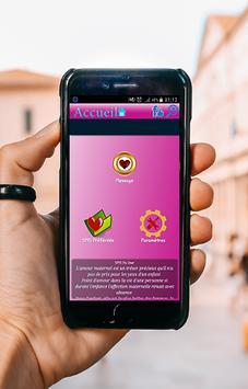 SMS Fête Des Mères screenshot 1