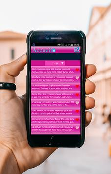 SMS Fête Des Mères screenshot 2