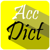 AccDict -Malay English Accounting Terms Dictionary icon