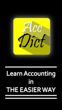 AccDict -Malay English Accounting Terms Dictionary apk screenshot