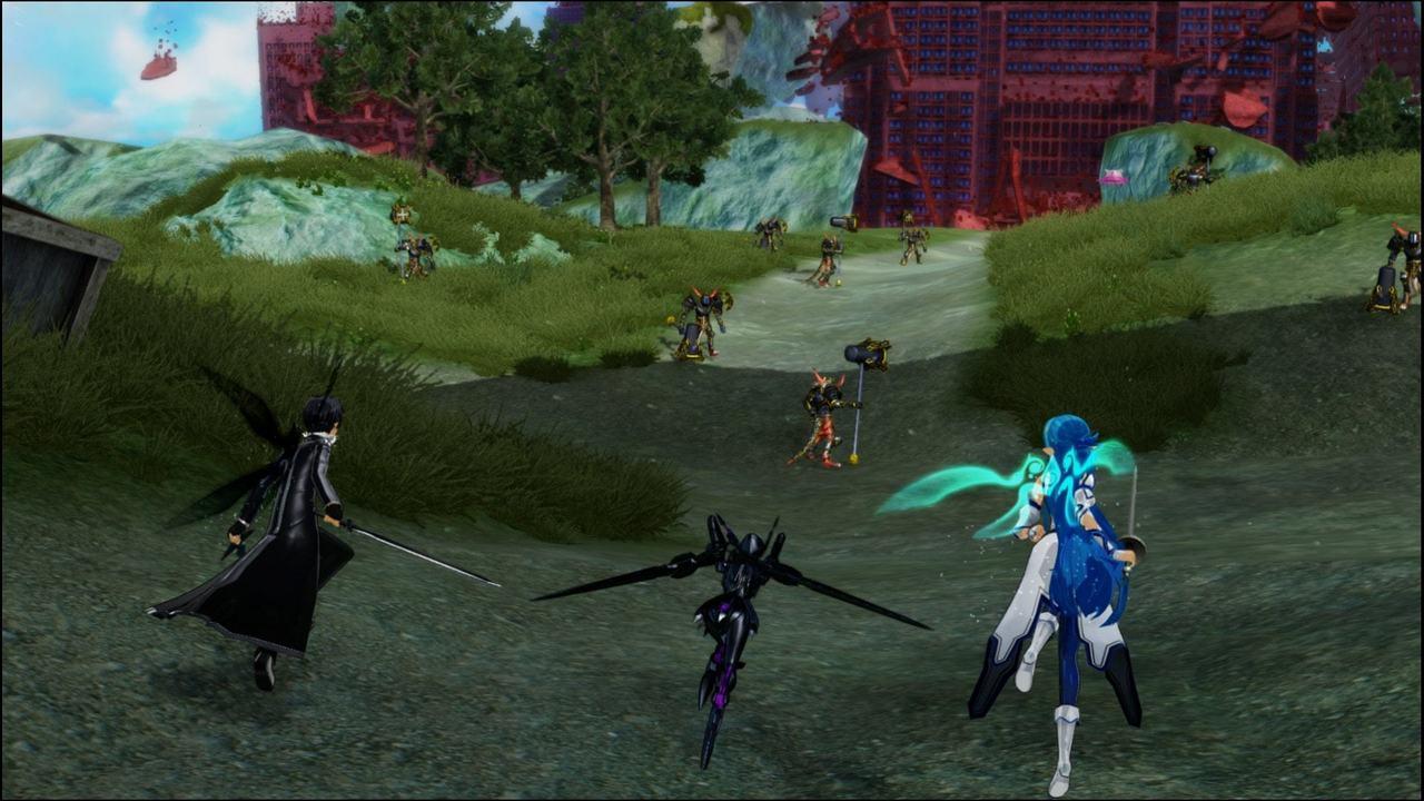 Full Download Roblox Sword Art Online 2 Alfheim Online By