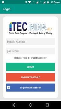 ITEC India screenshot 1