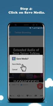Saver for Twitter Pro - Free screenshot 3