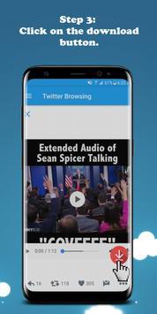 Saver for Twitter Pro - Free screenshot 2