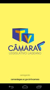TV CÂMARA LAGES - SC poster