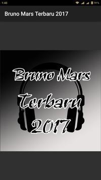 Bruno Mars Terbaru 2017 poster