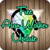 Free Alan Walker Update icon