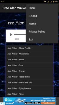 Free Alan Walker Update apk screenshot