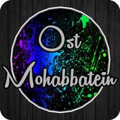 Ost Mohabbatein icon