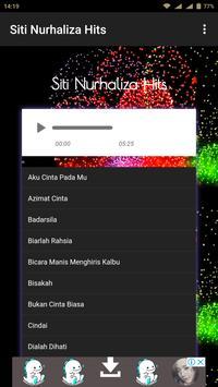 Siti Nur Haliza Hits apk screenshot