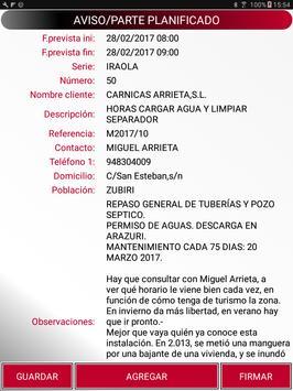 DAPartes Pruebas poster
