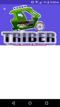 TRIBER poster
