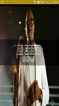 D J Bravo poster