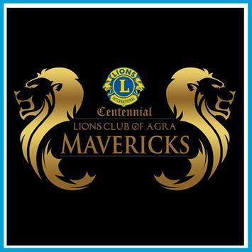 Lions Club Of Agra Mavericks poster