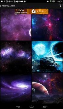 Space Wallpaper apk screenshot