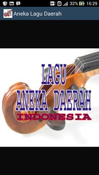 Lagu Daerah Campuran - Lagu Indonesia Mp3 poster