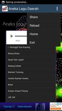 Lagu Daerah Campuran - Lagu Indonesia Mp3 apk screenshot