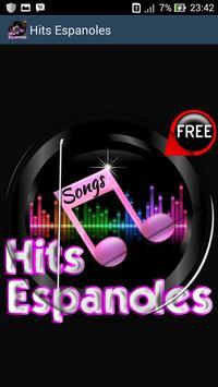 Hits Españoles poster