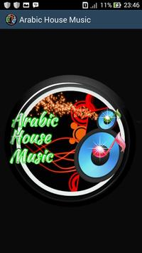 Arabic house Music poster