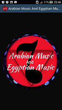 Arabian and Egyptian Music poster