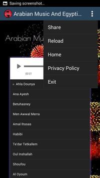 Arabian and Egyptian Music apk screenshot