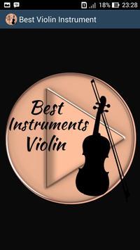 Best Violin Instruments poster