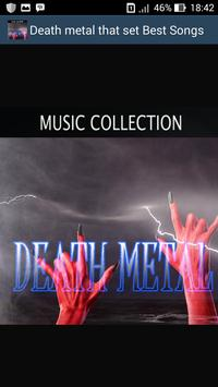 Death Metal, Best Songs poster