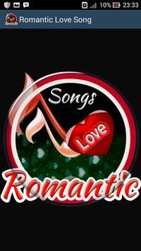 ROMANTIC LOVE SONGS poster