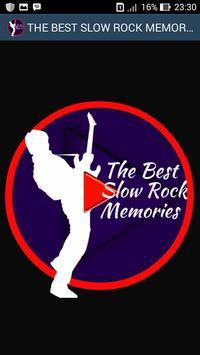 THE BEST SLOW ROCK MEMORIES poster