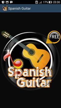 Soulful Spanish Guitar poster