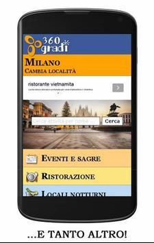 360 GRADI locali e eventi screenshot 12