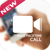 Guide for face time video call icon