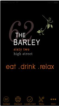 The Barley poster