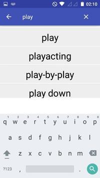 Antonyms Synonyms screenshot 3