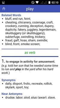 Antonyms Synonyms screenshot 5
